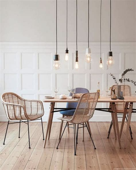 70 Ideas For Dining Rooms by 70 Modern And Minimalist Dining Room Design Ideas