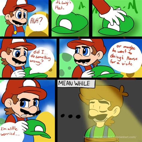 the killer plumber page7 by mariobrosyaoifan12 on deviantart
