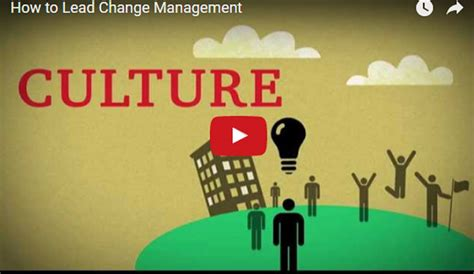 principles  change management