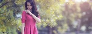 Pretty Red Dress Girl Fb Cover Photos