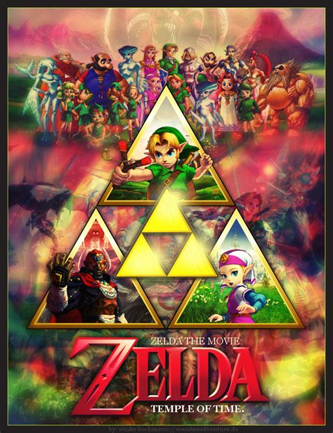 The Geeky Nerfherder Cool Art The Legend Of Zelda Fan