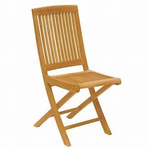 Chaise Jardin Bois : chaise pliante java chaises de jardin tables chaises bancs mobilier de jardin jardin ~ Teatrodelosmanantiales.com Idées de Décoration