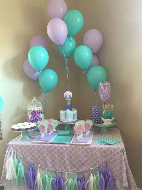 mint  lavender baby shower baby shower ideas baby