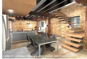 blog archi deco design amenagement et refection d39une grange With dependance d une maison