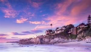 Near Point Chart Moss Street Beach Laguna Beach Ca California Beaches