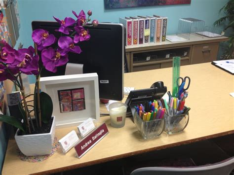 Desk Organization Ideas For Work by 15 Minute Desk Organization Ideas Andreabcreative