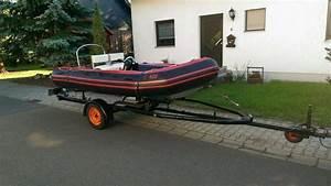 Trailer Für Schlauchboot : schlauchboot lomac 420 mit steuerstand und trailer in ~ Kayakingforconservation.com Haus und Dekorationen