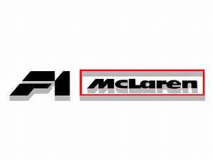 McLaren F1 team logo - KeyCreator,STL,STEP / IGES - 3D CAD ...