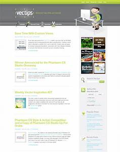 how to display your content on a blog39s front page With wordpress create blog page template