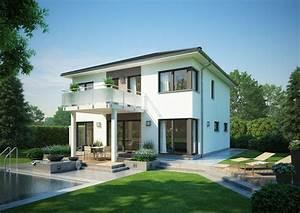 stadtvilla centro von kern haus 4 schlafzimmer fur familien With markise balkon mit tapeten für das schlafzimmer