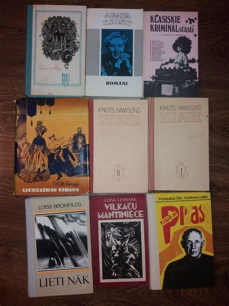 PP.lv Atpūta, hobiji Ārzemju klasika: 1.00€ Dažādas ...