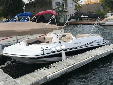 Hurricane Sundeck Used Boats by Hurricane Sundeck Sport 202 2014 For Sale For 37 500