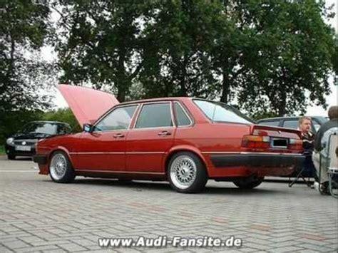Audi 80 Quattro B2 (ubage) - YouTube