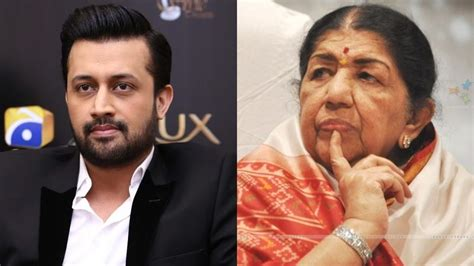 Chalte Chalte Song By Atif Aslam Has Upset Lata Mangeshkar