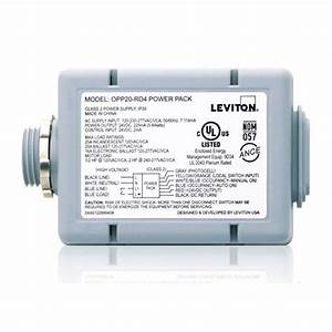 Leviton 20 Amp Power Pack For Occupancy Sensors  Auto