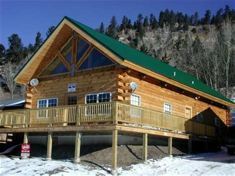 river new mexico cabins 4br cabin vacation rental in river new mexico 127156