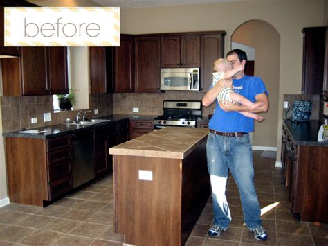 can you paint particle board kitchen cabinets diy kitchen redo 9797