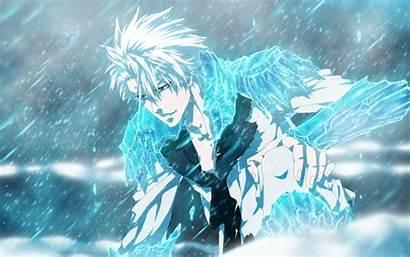 Bleach Manga Toshiro Hitsugaya Hyorinmaru Deviantart Anime