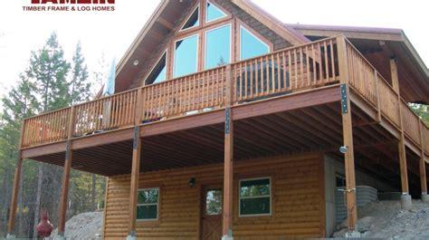 log cabin packages bc cedar log home kits tamlin