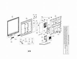 Lg Lcd Television Parts