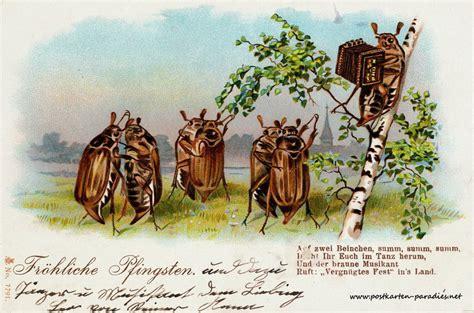 pfingsten archives alte postkarten