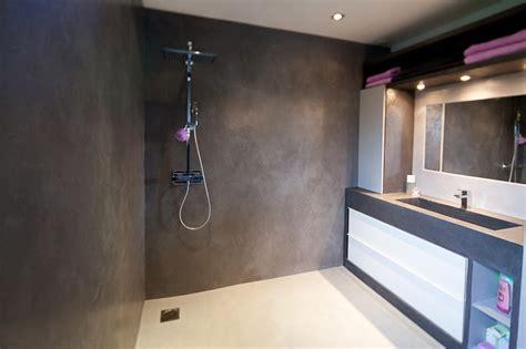 r 233 novation salle de bain atelier design beton cire nantes
