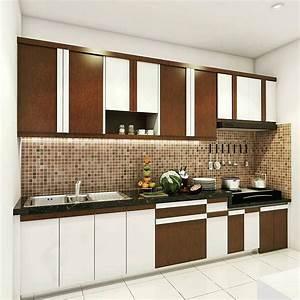 inspiration 90 modern kitchen set inspiration design of With design interior kitchen set minimalis
