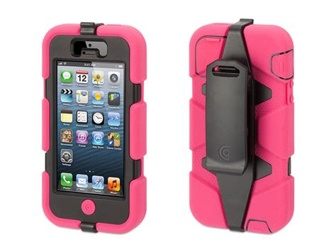phone cases for iphone 5s griffin iphone 5 5s iphone se rugged survivor all 2434