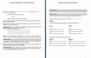 consignment agreement template free agreement and With free consignment stock agreement template