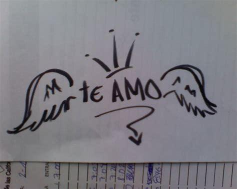 Graffiti Que Diga Love : Imágenes De Graffitis Con La Palabra Te Amo
