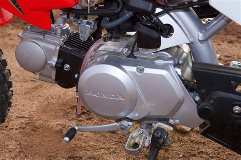 2017 Honda Crf50f Review