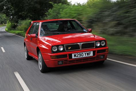 Top 10 Greatest Lancia Cars Ever