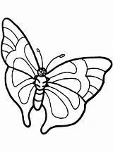 Coloring Vlinders Fun Kleurplaat Butterflies Schmetterlinge Vlinder Malvorlage Stemmen Erstellen Kalender sketch template