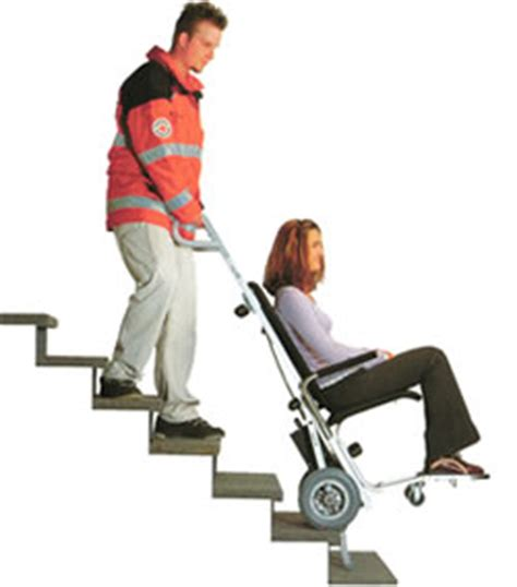 c max u1 powered stairclimber