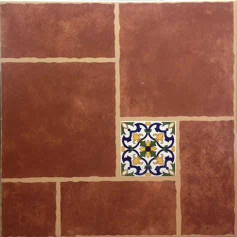 cali rojo      ceramic floor tile  sq ft