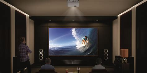 Meet the World's Most Powerful Mini HD Projector 1byone