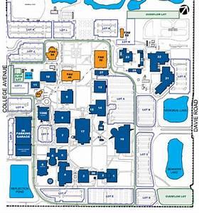 A Hugh Adams Central Campus Map Broward College Satukis Info