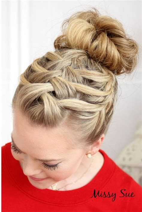 40 simple easy hairstyles for school girls