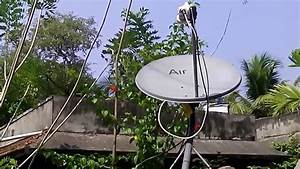 Ku Band Dish With Dual Lnb 70e U002675e