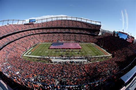 With the season fast approaching, we're pleased that the mfsd has approved the temporary name of 'broncos stadium at mile high,' broncos chief. Broncos need to restore the name Mile High Stadium - Mile ...