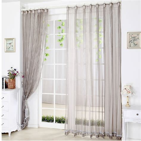sheer curtains for living room peenmedia