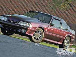 1990 Ford Mustang GT - Faux Show - 5.0 Mustang & Super Fords Magazine