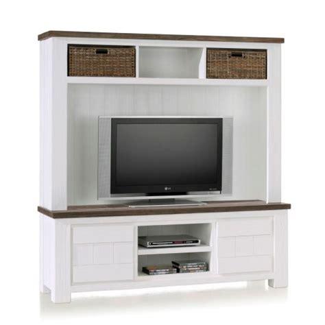 meuble tele haut meuble tv haut de niche