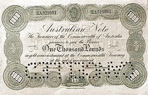 How to use bitcoin online. Australia 1000 Pounds (COMMONWEALTH OF AUSTRALIA ...