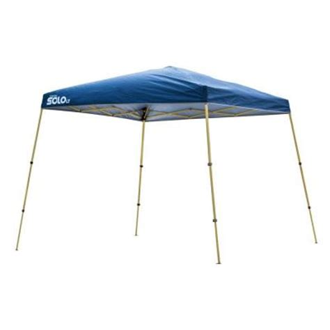 shade tech canopy shade tech st100 10 ft x 10 ft instant patio canopy in