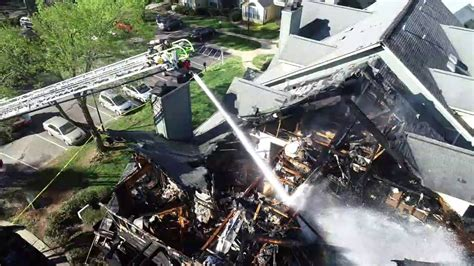 04/04/20 Raleigh FD St Regis Circle (DRONE) YouTube