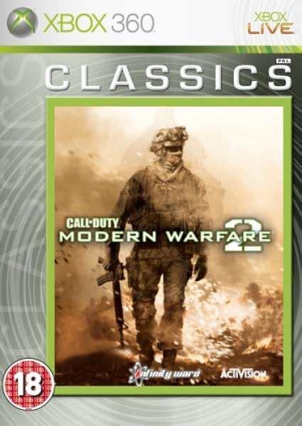 call  duty modern warfare  classics xbox  zavvicom