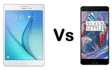 smartphone vs tablet tablet vs smartphone which one to choose