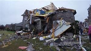 4k Rowlett Tornado Damage - Dec 26  2015