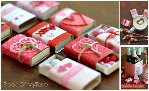 diy valentines day gifts place   taste